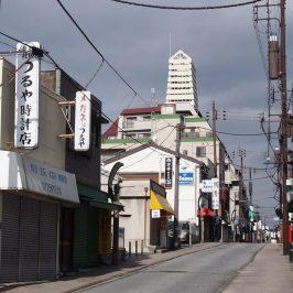 船橋商店街の町並み