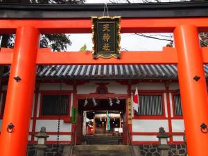 【ならまち】桜と眺めが美しい「奈良町天神社」ってどんなところ?歴史・みどころ徹底解説
