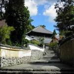 二月堂裏参道(夏の風景)