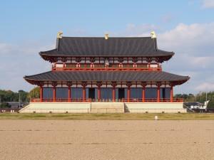 【平城宮跡】奈良時代の巨大宮殿「第一次大極殿」の歴史・みどころ等を徹底解説【写真多数】