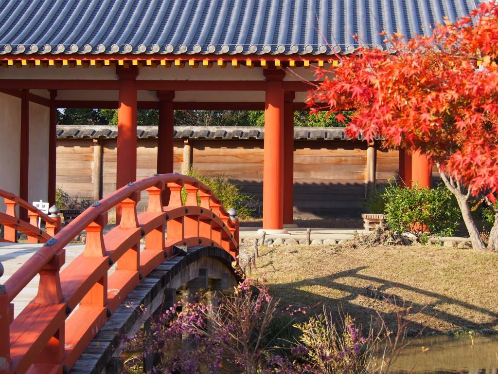 【平城京東院庭園】奈良時代の風景を緻密に復元した国の特別名勝