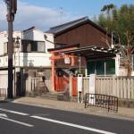 きたまち・京街道沿いの「祇園社八坂神社」
