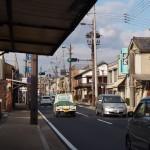 きたまちを貫く「京街道」の風景