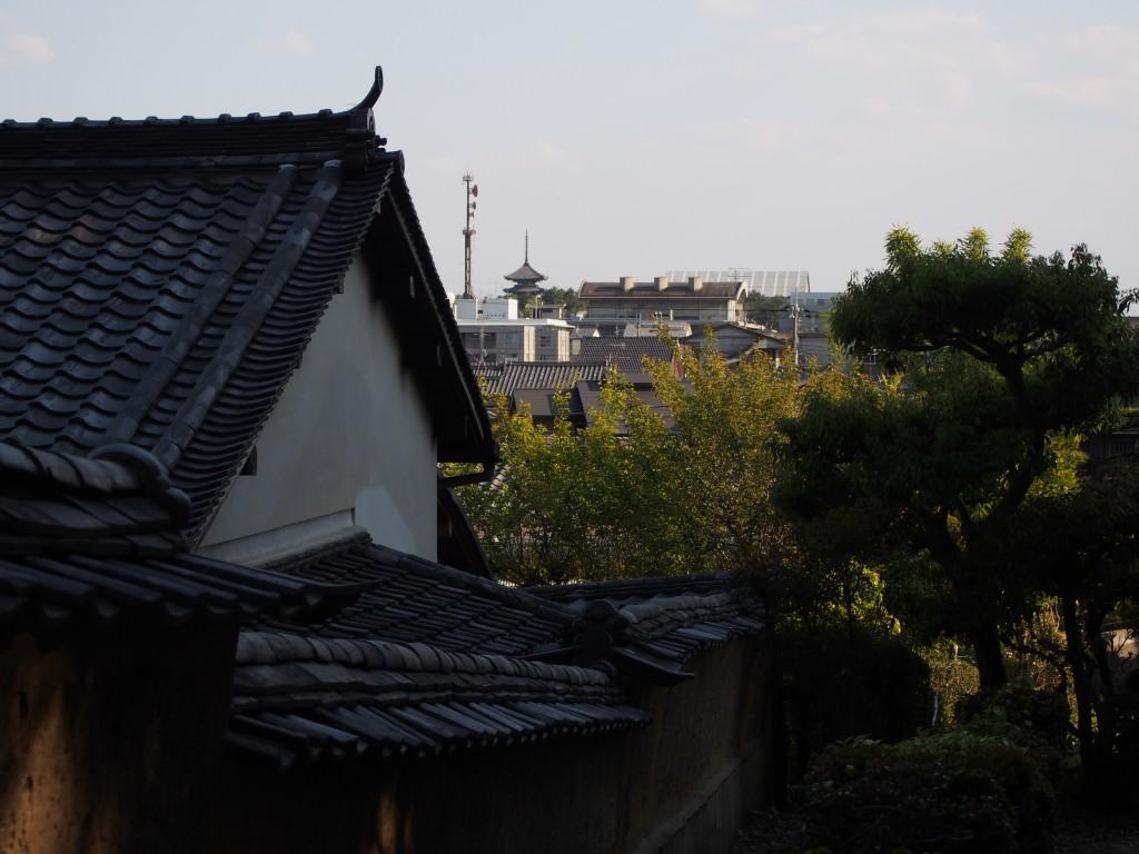 多門町界隈の風景