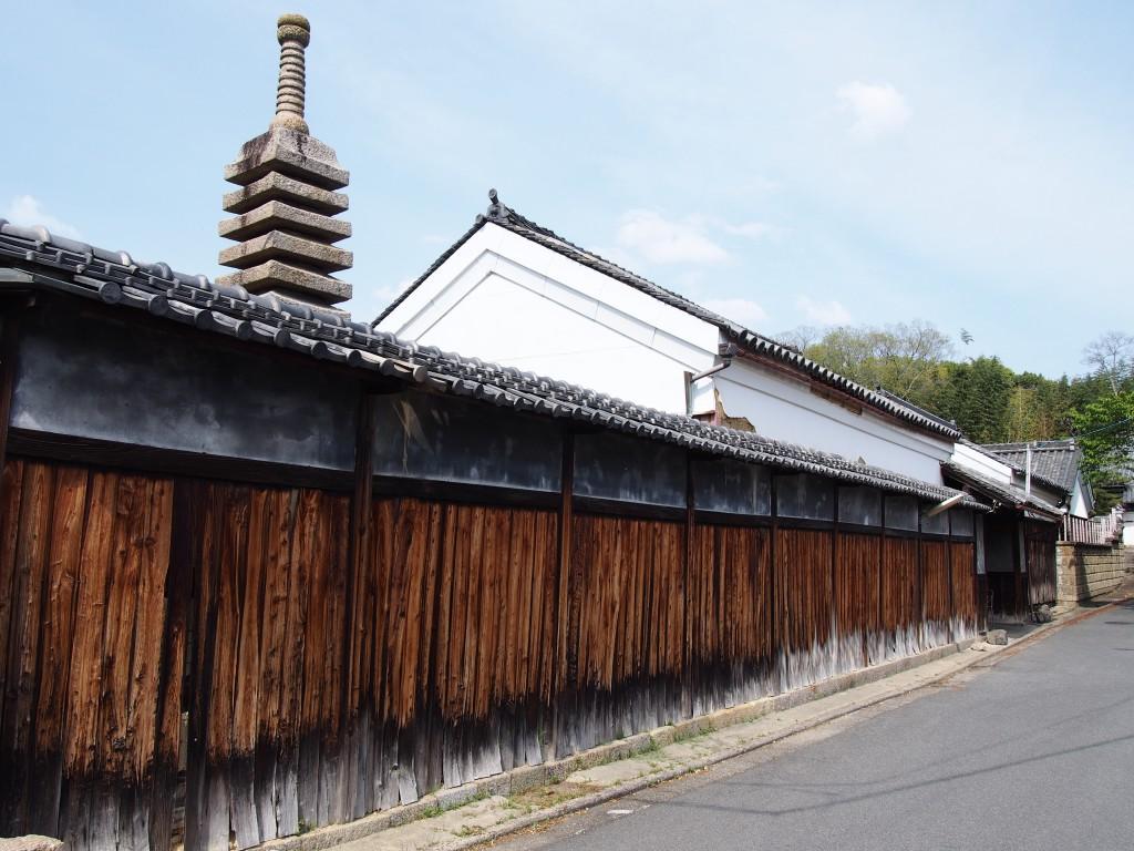 奈良市内でも珍しいくらい重厚な日本家屋(佐紀町)