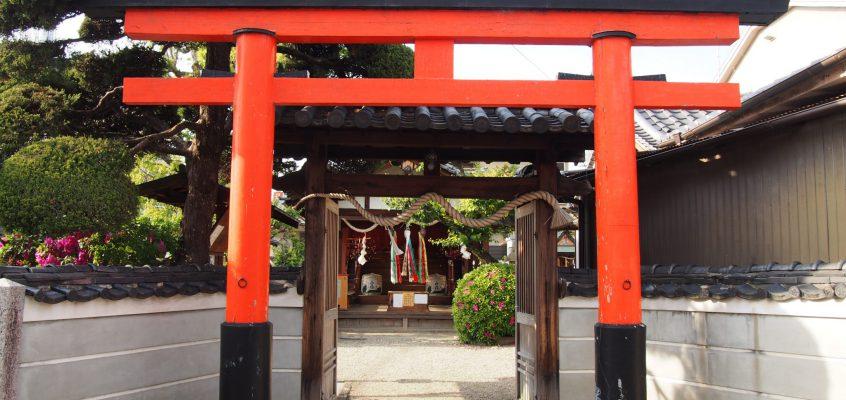 【飛鳥神社(京終天神社)】飛鳥時代からの歴史を持つ古社