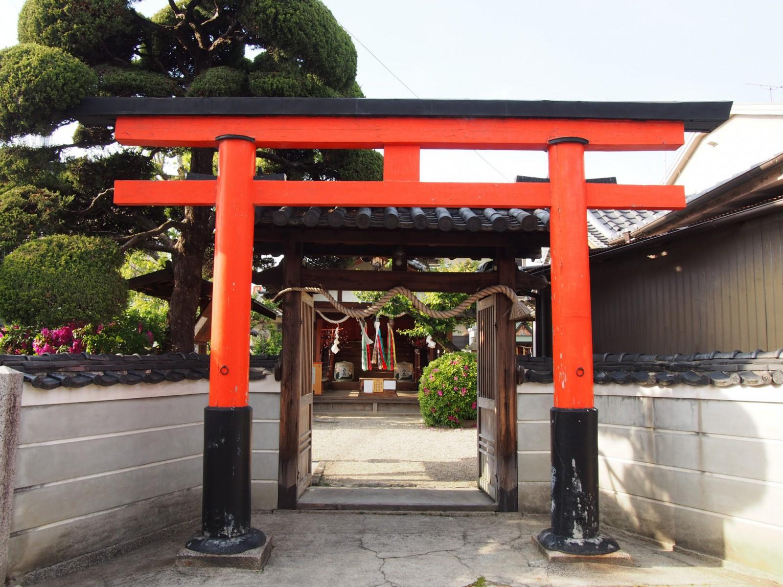 飛鳥神社(京終天神社)