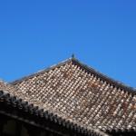 飛鳥時代のものも残る元興寺の「瓦」
