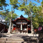 奈良町天神社の社殿