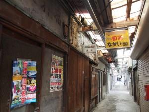 【奈良駅周辺】昭和の香り漂う「椿井市場」ってどんなところ?ノスタルジックな風景をご紹介!