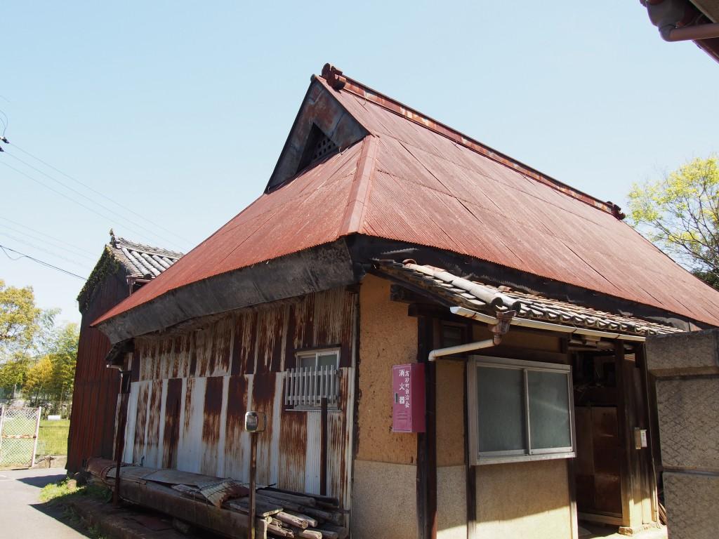 奈良市街地周辺に残る「農村」の日本家屋(白毫寺)