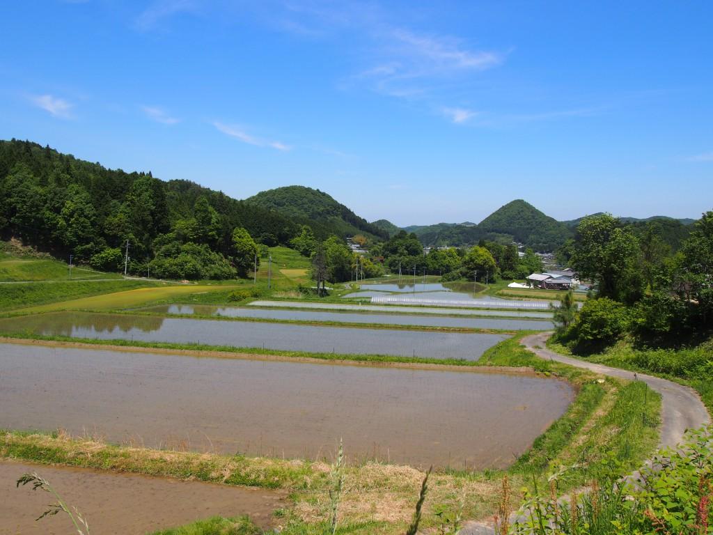 【奈良・都祁】奈良市内で最も標高が高い「吐山の里」の農村風景を写真でご紹介!
