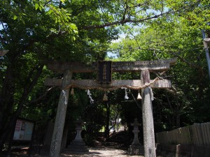 【富雄川】「粥占い」で有名な「登弥神社」ってどんなところ?境内を詳しくご案内!