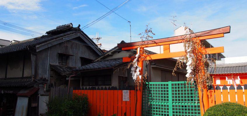 【初宮神社】近年は地域イベントの会場としても用いられる由緒ある「春日大社末社」