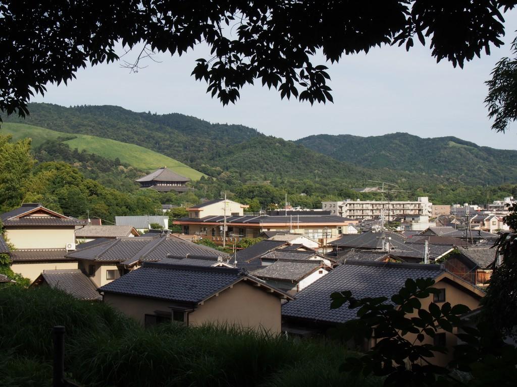 【奈良・佐保路】若草山の山焼きが良く見える「西安の森」ってどんなところ?【穴場スポット】
