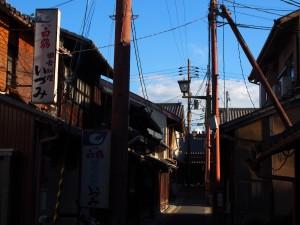 【ならまち】花街として栄えた歴史を伝える「元林院町周辺の町並み」を写真でご紹介!