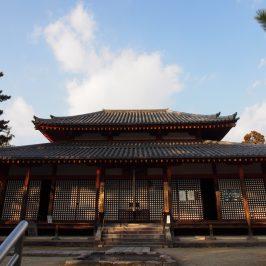 西大寺四王堂