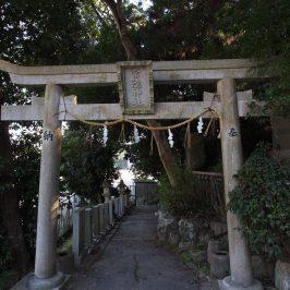 常陸神社(奈良・佐保山)