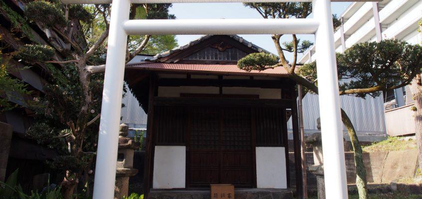 厳島神社・北風呂町の倉庫