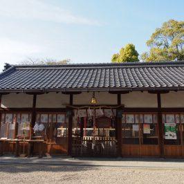 率川神社(率川坐大神御子神社)