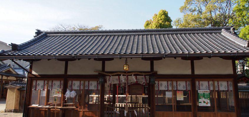 【率川神社】「子守明神」として有名な奈良市内で最も古い神社