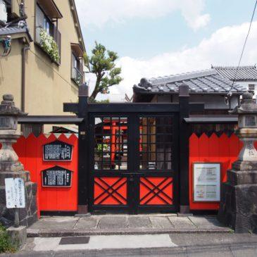 【住吉神社(ならまち)】奈良の「生活文化」を感じさせる元興寺ゆかりの小さな境内