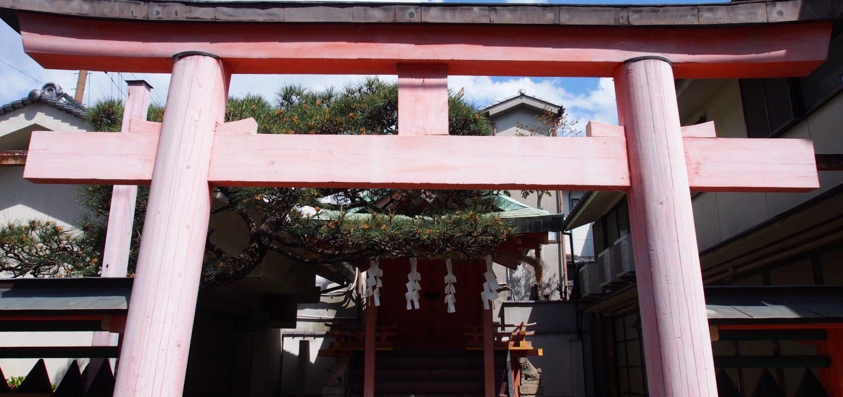 南市恵比須神社(奈良市・ならまちエリア)