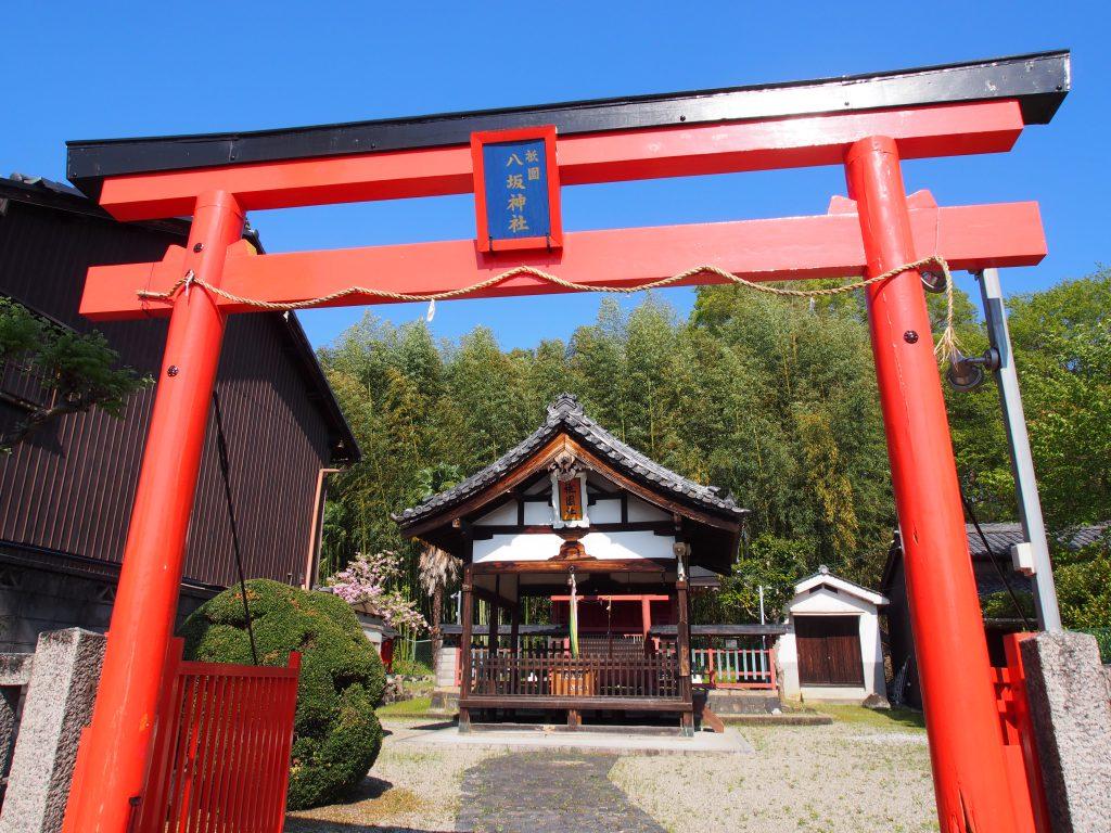 祇園社八坂神社全体風景