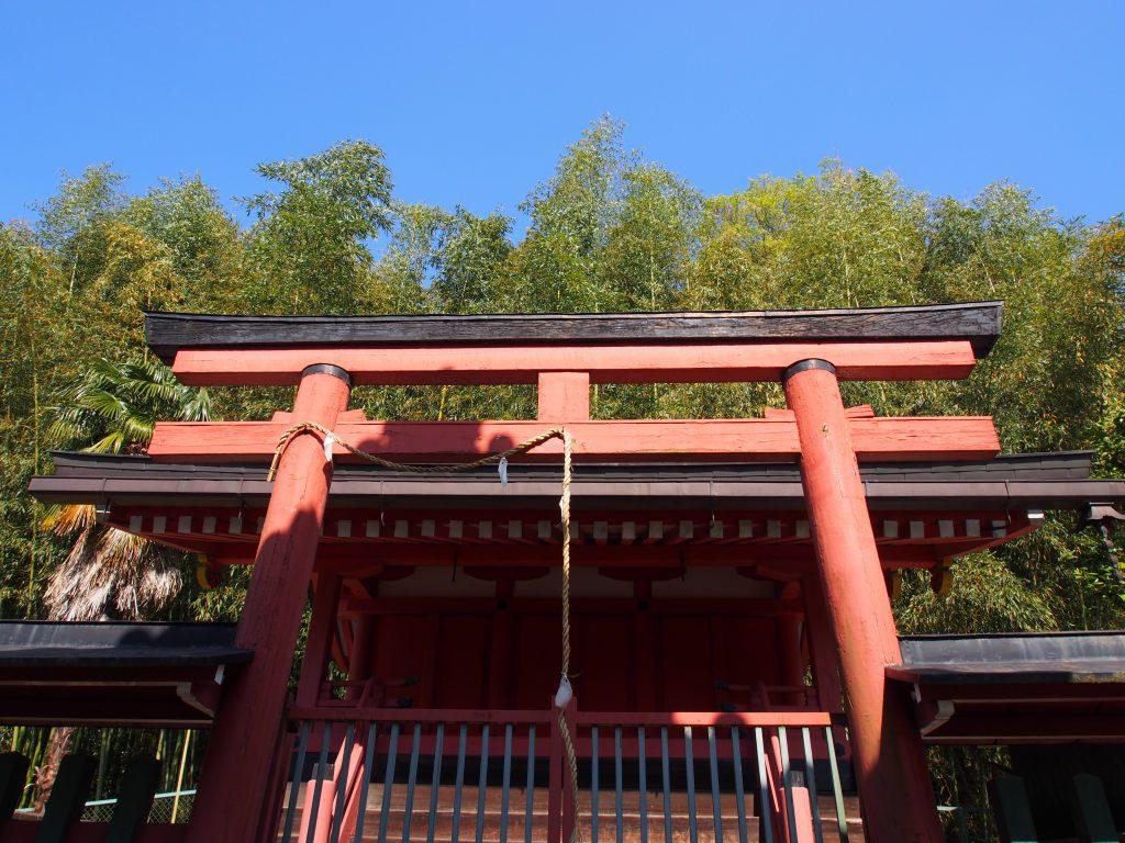 祇園社八坂神社の本殿