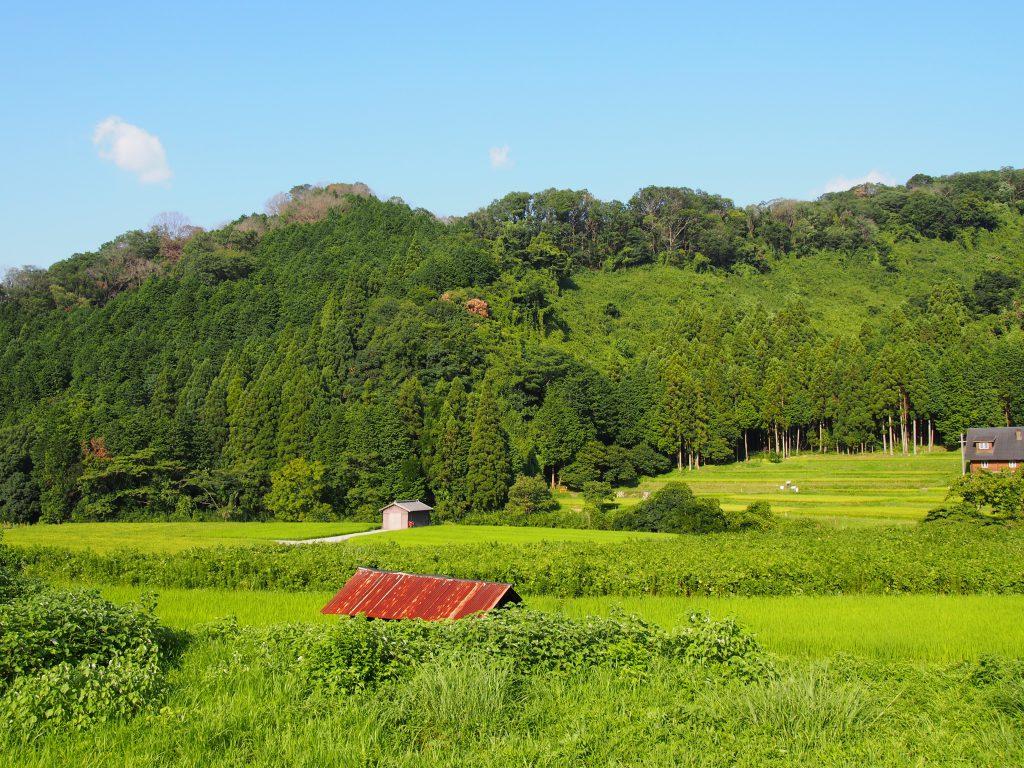 【秘境】奈良市最北端の地「廣岡(奈良市広岡町)の農村風景」を写真でご紹介!