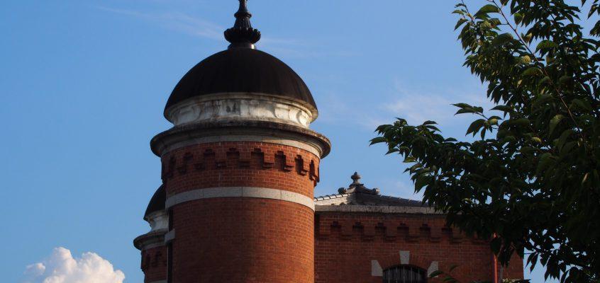 【奈良少年刑務所跡】明治の「監獄建築」がそのまま残される大変貴重な空間は「観光施設」への整備が進む