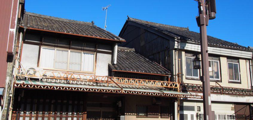 【京街道沿いの町並み】どこか懐かしい風景が広がる「きたまち」エリアの魅力あふれる空間