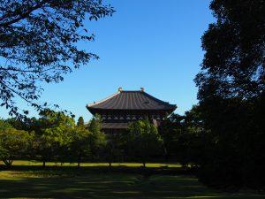 【東大寺】大仏殿の裏手にある静かな空間「講堂跡」ってどんなところ?【遺跡】