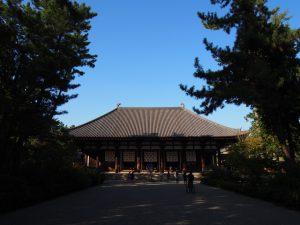 【唐招提寺】美しさを極める天平建築「金堂」ってどんなところ?歴史などを徹底解説