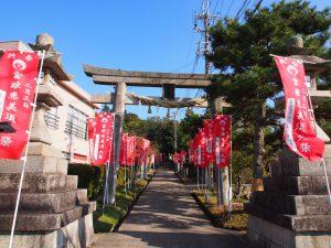 【添御県坐神社】広大な鎮守の森が美しい富雄の「えびす様」