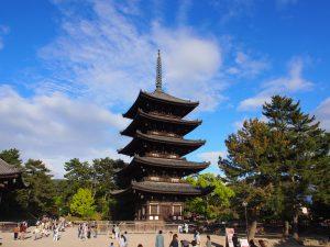【奈良】興福寺の創建の由来と歴史【簡単にわかりやすく】
