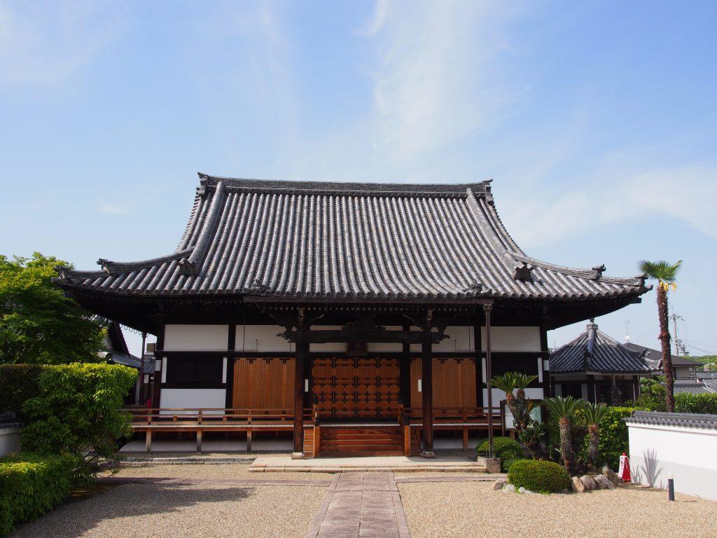 称名寺の本堂