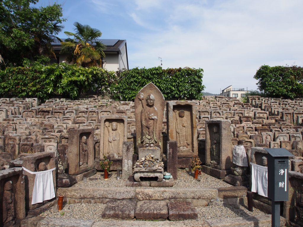 【きたまち】茶道の創始者「村田珠光」ゆかりの「称名寺」ってどんなところ?【千体地蔵尊】