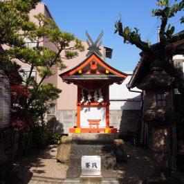 猿田彦神社(道祖神社)社殿