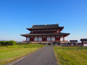 奈良駅周辺から平城宮跡(大極殿・朱雀門)へのアクセス情報