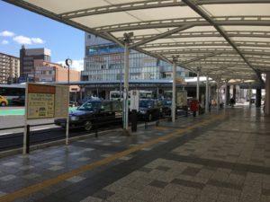 【交通アクセス】奈良市内のタクシー乗り場・タクシー事情まとめ【観光】