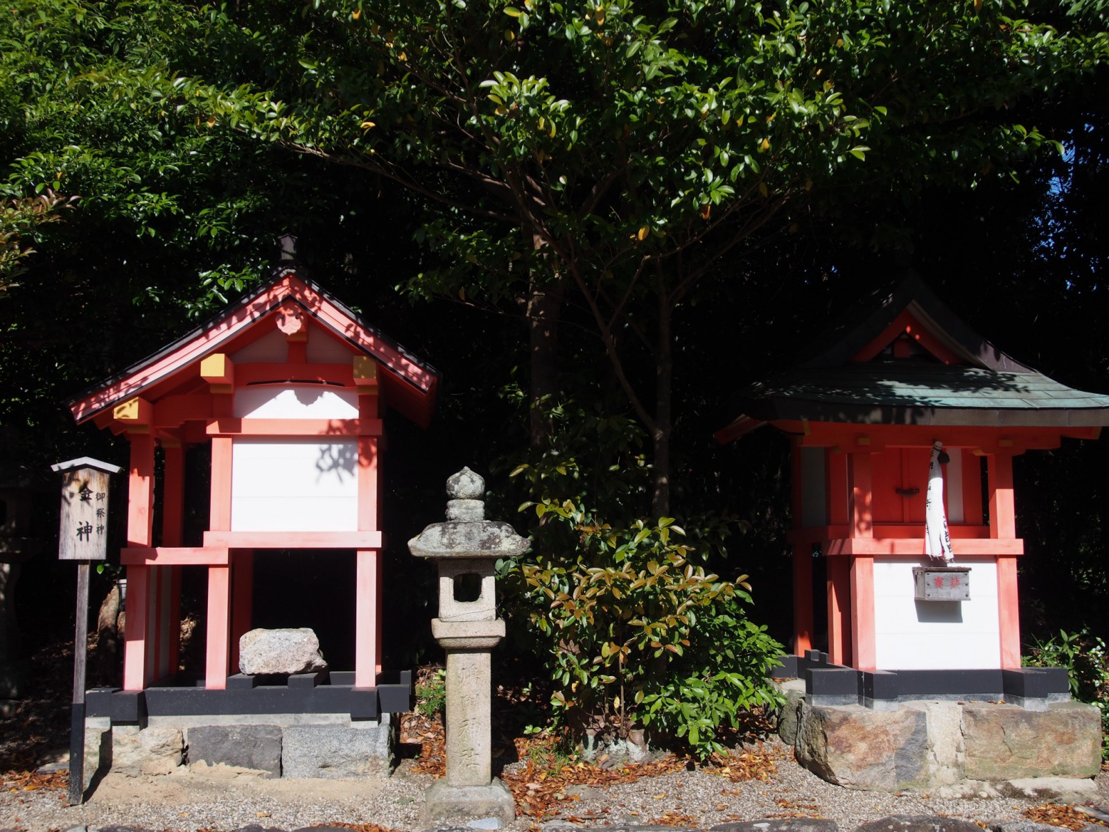 嶋田神社の境内社