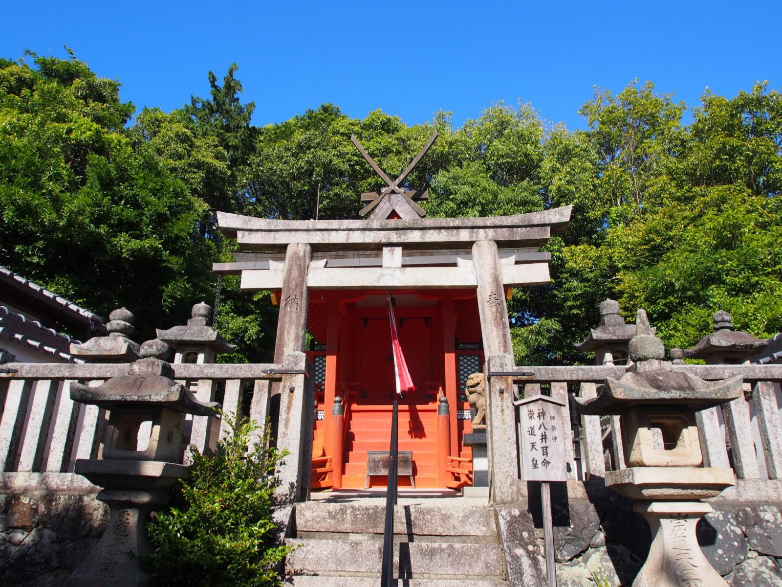 嶋田神社(奈良市)