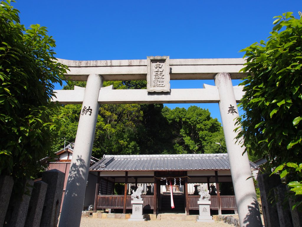 【山辺の道】眺めの良い田園風景に包まれた「白山比咩神社」ってどんなところ?境内を写真でご紹介!