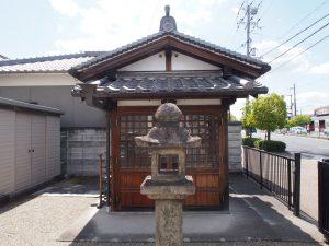 【尼ヶ辻】奈良市を代表するお地蔵さま「尼ヶ辻地蔵石仏」ってどんなものなの?【鎌倉時代】