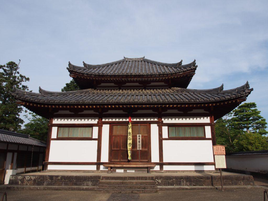【東大寺四月堂(三昧堂)】無料拝観可能な小さなお堂は隠れた仏像の名所