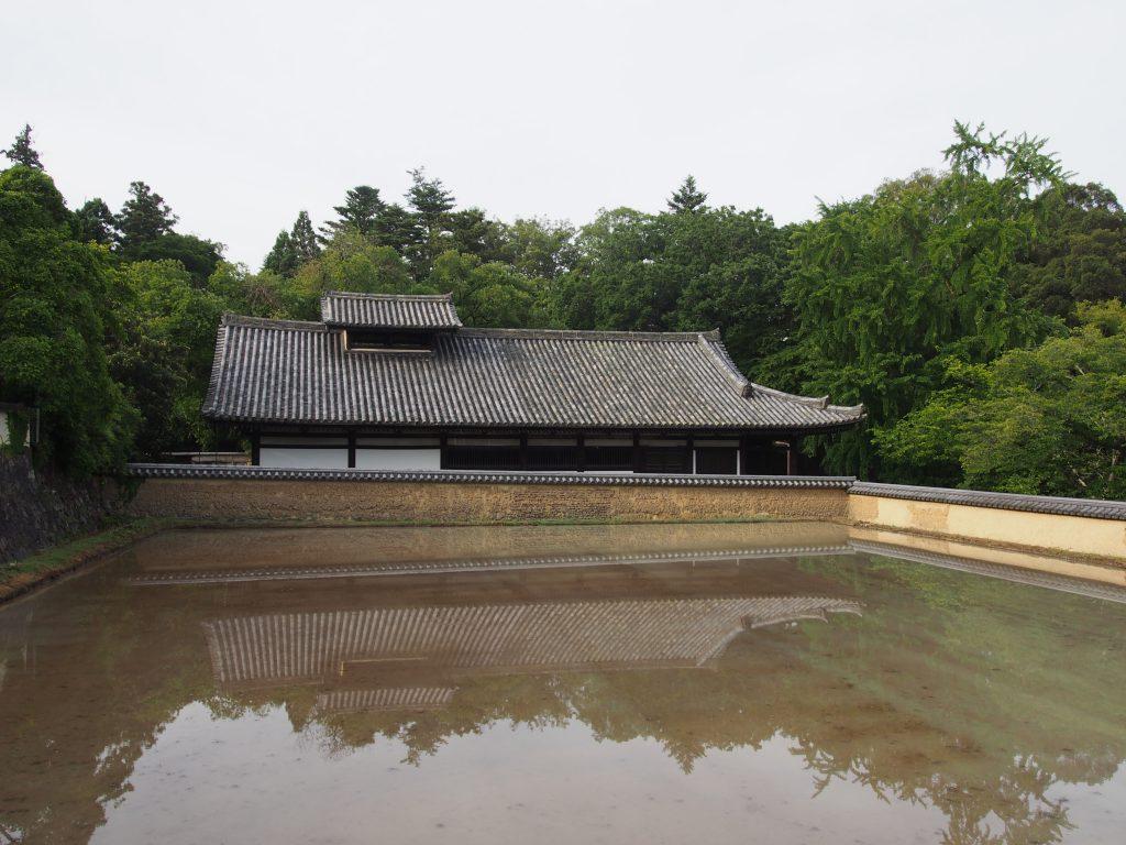 東大寺大湯屋(鉄湯船)・二月堂供田