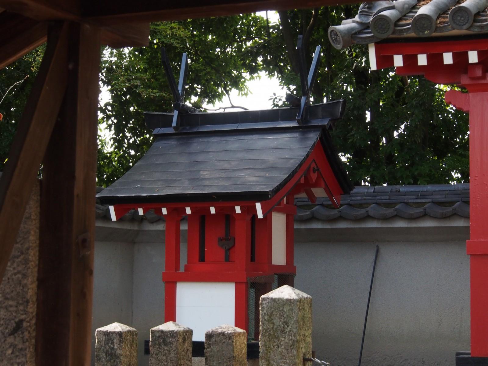 北野天満神社の境内社