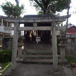 野神神社(奈良・西大寺)
