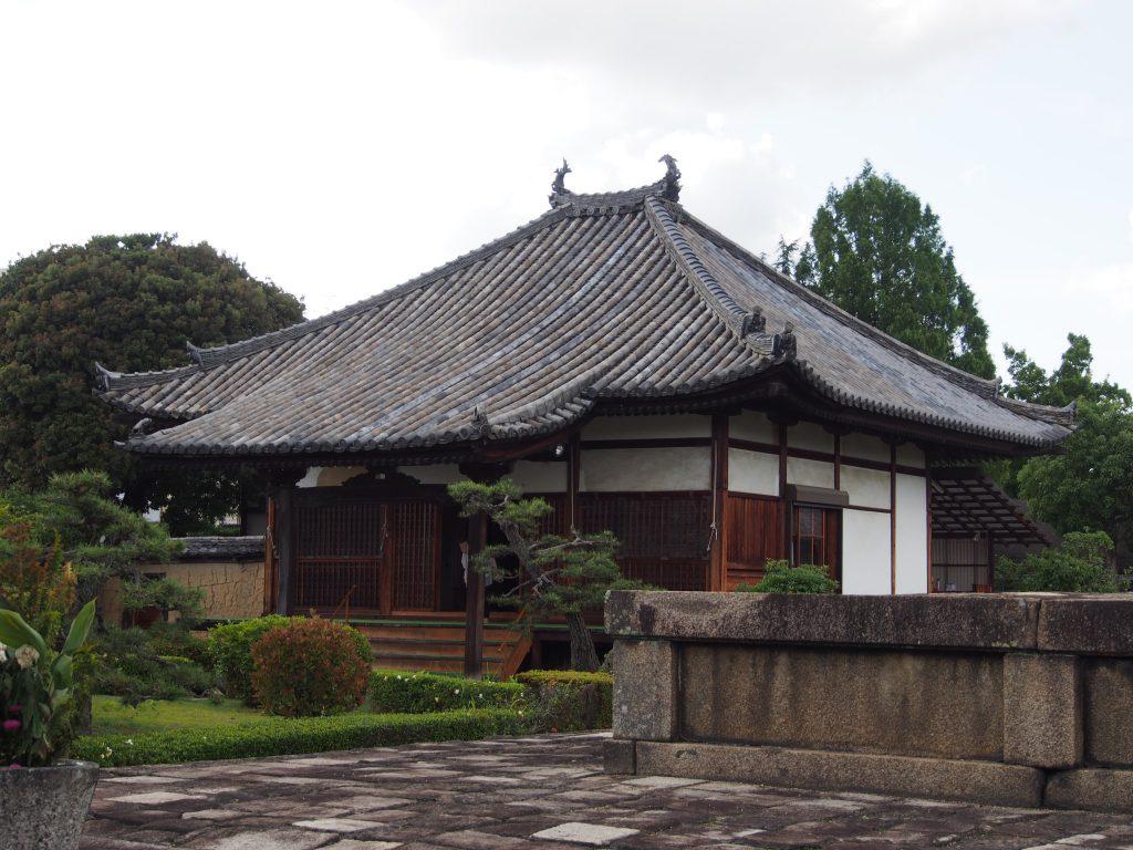 西大寺奥の院「地蔵堂」